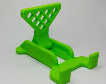 8 Position folding Smartphone / Tablet stand.