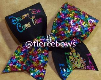 Dreams Do Come True® Cheer Bow