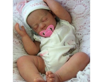 Beautiful 20 inch Newborn size FULL Body VINYL baby!!!!  body! You choose Gender!Start Lawaway From this Listing!