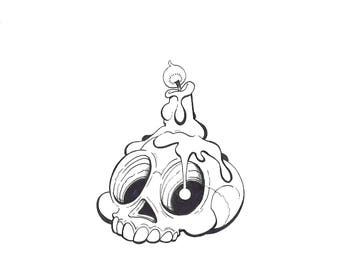 Skull Light