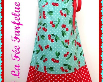 Dress Ribbon PRETTY MINT from 2 to 10 years
