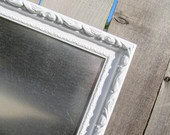 Magnetic Dry Erase Board Industrial Decor Wedding Kitchen Sign Modern Steel Magnet Board Metal Framed Bulletin Board - MORE COLORS