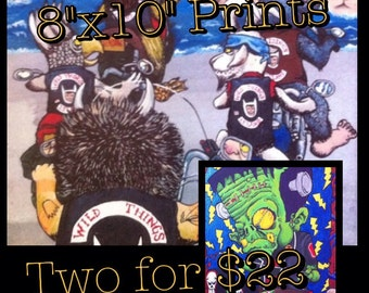 """8""""x10"""" prints 2 for 22"""