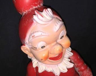 Vintage Salamander Gnome Doll