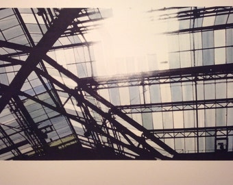Liverpool Street Station Roof 1