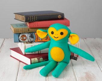 Oscar Monkey, ready to ship