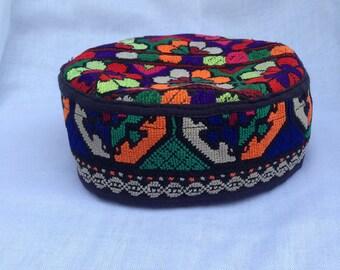 Handmade Uzbek hat