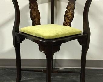 LANE Vintage Mid Century Corner Chair
