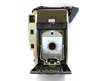 Vintage Polaroid Land Camera Model 150 and The 800 (E6458)