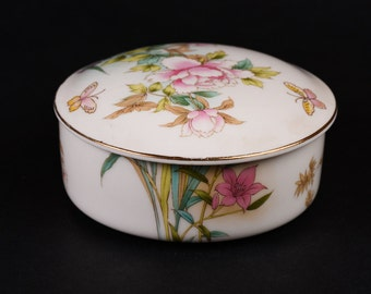 Shibata Porcelain Trinket Bowl