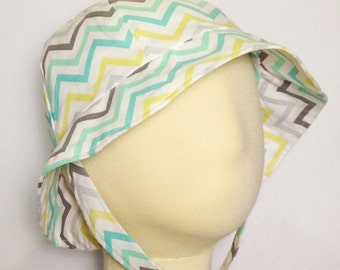 Infant Cotton Sun Hat
