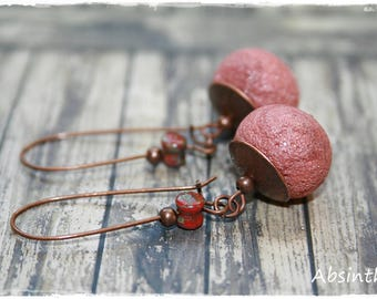 -Pierced earrings - ethnic Collection-