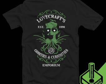 Lovecrafts Emporium T-Shirt