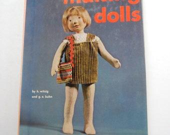 Vintage Book, Making Dolls