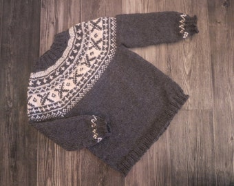 Childrens sweater