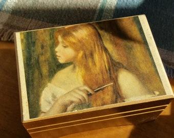 Reuge Music Box - Lara's Theme