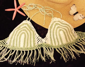 Top two-color fringes