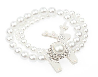 Pearl bracelet, Mother's Day gift, Gift Idea, Prom Gift, Gift for her