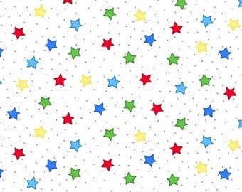 "Baby Love ""Rainbow Stars & Dots""-Studio E-BTY"