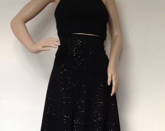 Argentine Tango dance skirt in medium size
