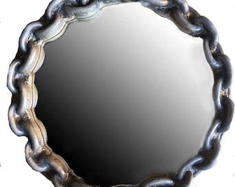 Chain Wall Mirror