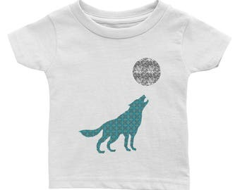 Howl at the Moon - Infant Tee