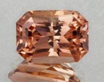 Designet Cut 2.55ct Peach Tourmaline - Congo