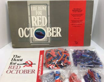 The Hunt for Red October Board Game