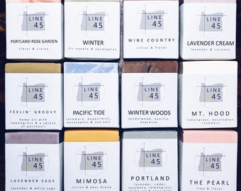 4-Box Set - You Choose Favorite Scents and Colors