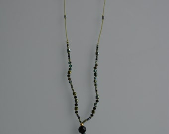 Mini tassle necklace