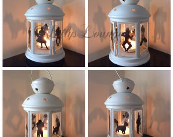 Wizard of Oz Candle Lantern
