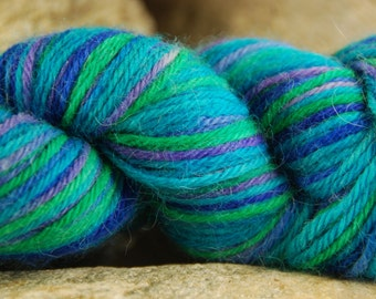 handdyed yarn -  100g/3,5 oz. -  Colour 17