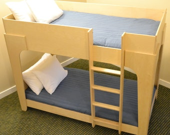 Twin Bunk Bed in XL length!