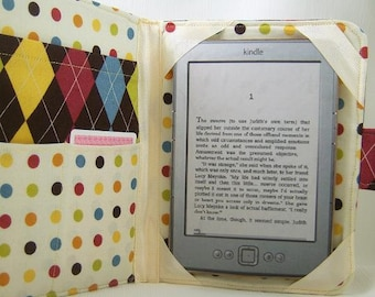 Padded Small eReader Book Case PDF INSTANT DOWNLOAD Make It Yourself Sewing Pattern
