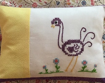 O an Ostrich pillow