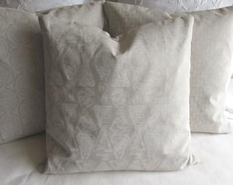 JUJU Chalk decorative Pillow Cover 18x18 20x20 22x22 24x24 26x26