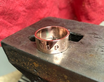 Dope Copper Ring