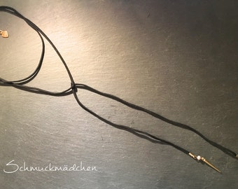 Chain Choker black gold
