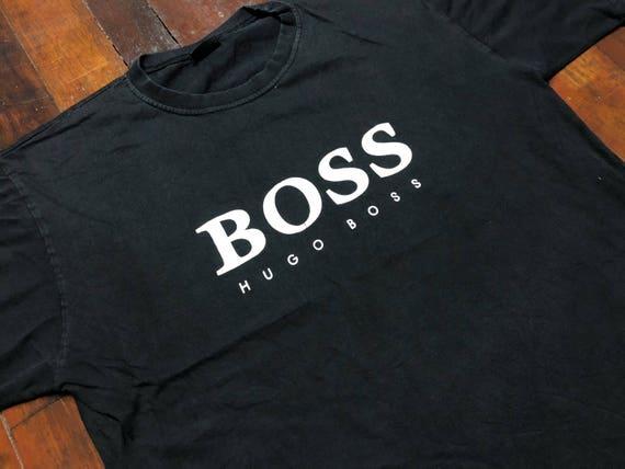 Vintage Hugo Boss Shirt Size M (724) P6ter