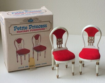 Ideal Petite Princess Guest Dining Chairs (BP)