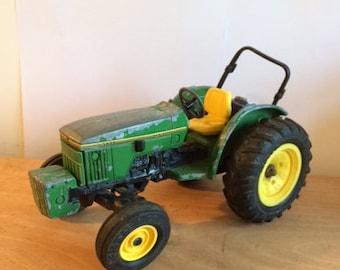Vintage Ertl John Deere Toy Tractor Collectible