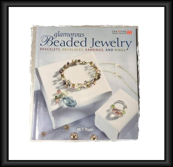 Glamorous Beaded Jewelry, book by M.T. Ryan