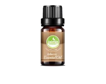 Tobacco Fragrance Oil - Jaimin Essence - Pure Tobacco Oil - Aromatherapy Oil - Therapeutic Grade - Pure Essential Oil