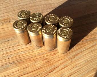 10 Inert 9mm Casings