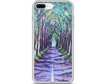 iPhone  Case - Kauai Tree Tunnel