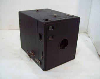 Kodak Eastman #3 Brownie Camera 1910, Box Camera, Free Shipping L1