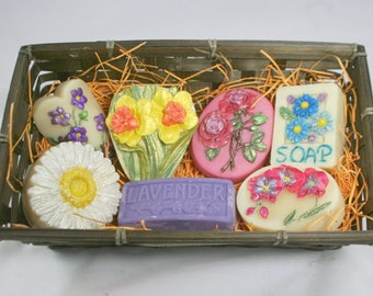 Flower Lovers Soap Gift Pack