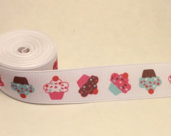Cupcake Ribbon ~ Approx 5 yards