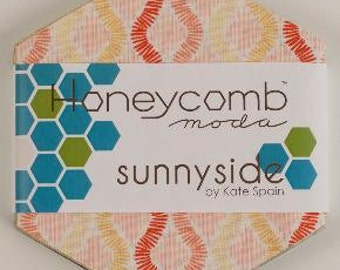 Sunnyside Honeycomb Hexagon Pack  CLOSE OUT SALE