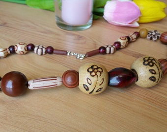 Fairy Tale Wooded Dream Necklace